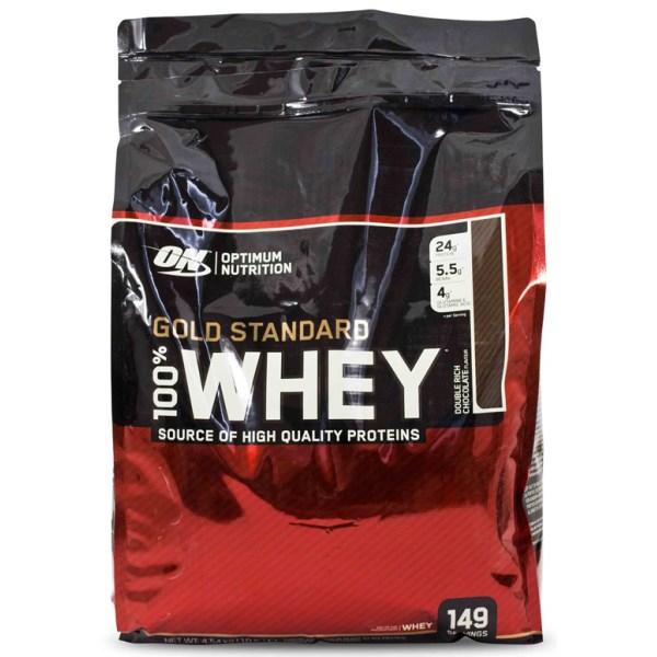 100% Whey Gold Standard Vanilj 4545 g