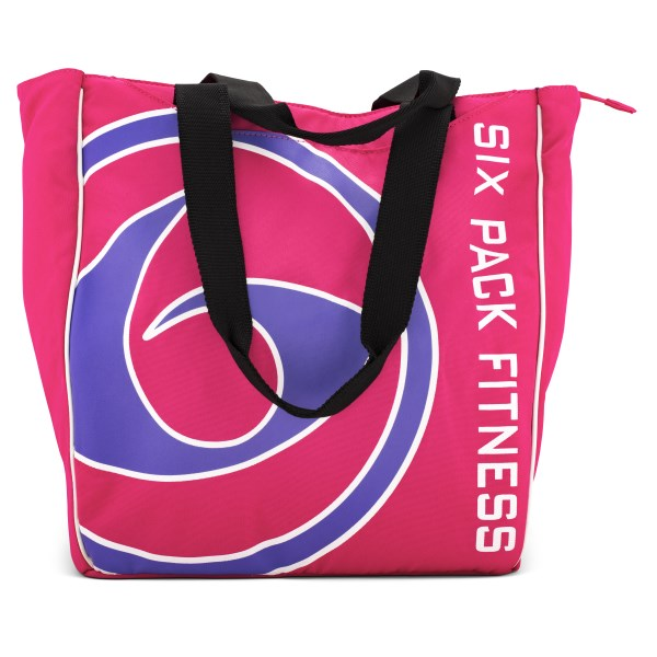 6 Pack Fitness Camille Tote 400 1 st Pink/purple