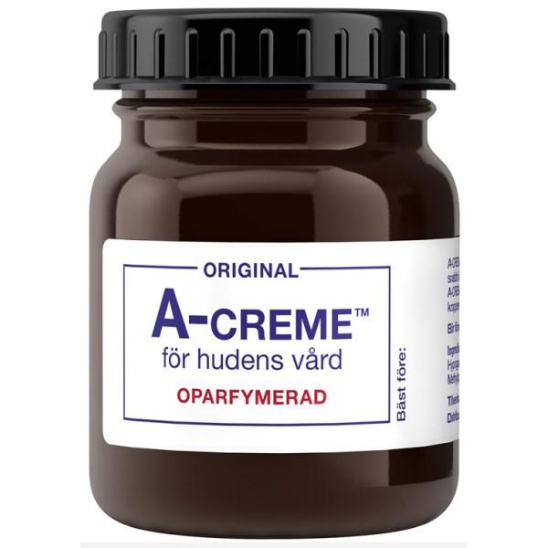 A-creme 120 g Oparfymerad