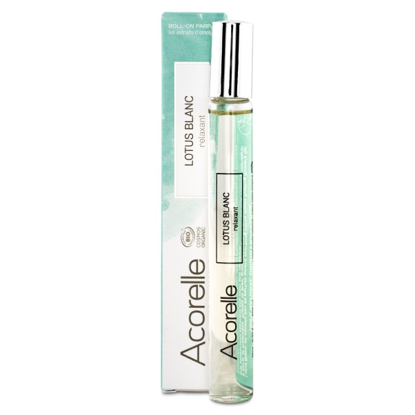 Acorelle Parfym Roll On 10 ml Lotus Blanc