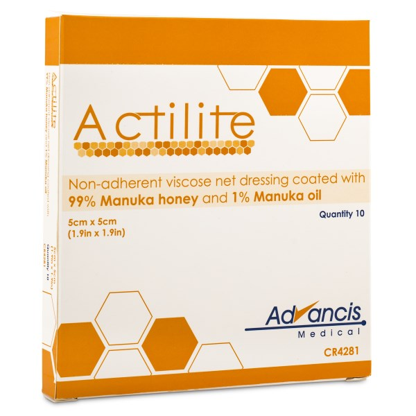 Actilite Viskosnät med Manukahonung 10-pack