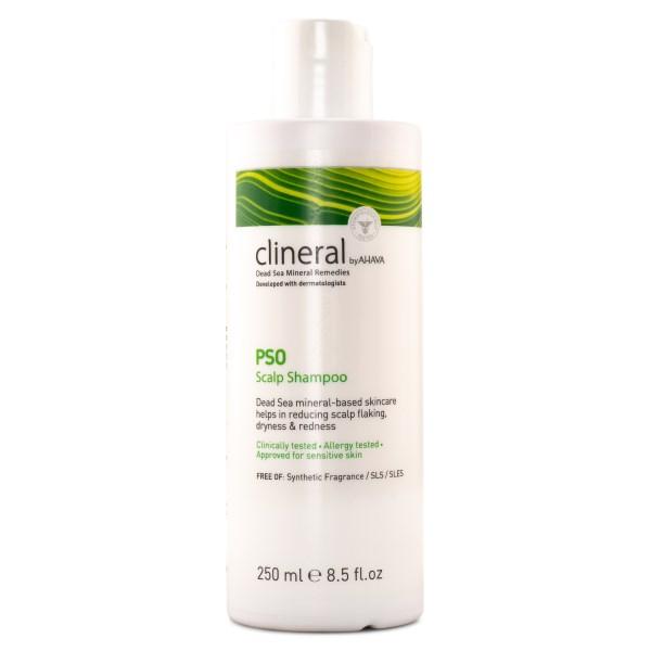 AHAVA Clineral PSO Scalp Shampoo 250 ml