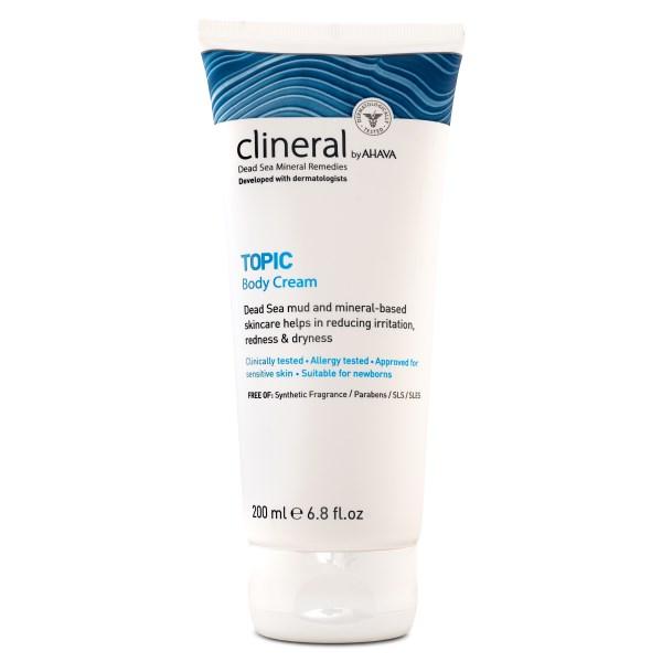 AHAVA Clineral TOPIC Body Cream 200 ml