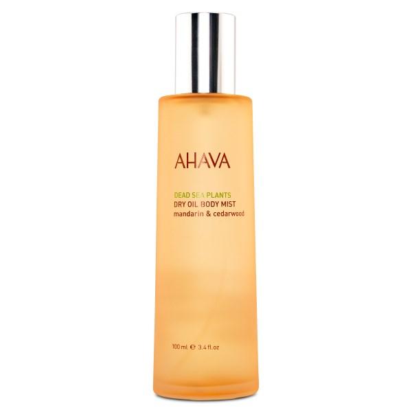 AHAVA Dry Oil Body Mist 100 ml Mandarin & Cedarwood