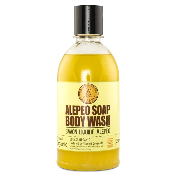 Aleppotvål flytande 350 ml