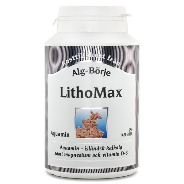 Alg-Börje Lithomax 250 tabl