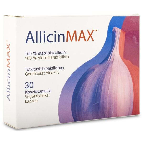 AllicinMAX 30 kaps