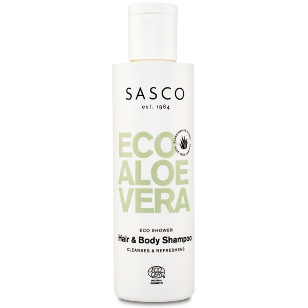 Sasco ECO CLEAN Hair & Body Wash 200 ml