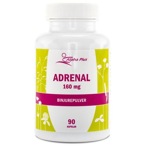 Alpha Plus Adrenal 90 kaps