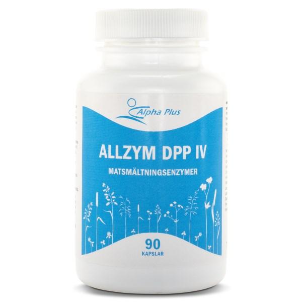 Alpha Plus Allzym DPP IV 90 kaps