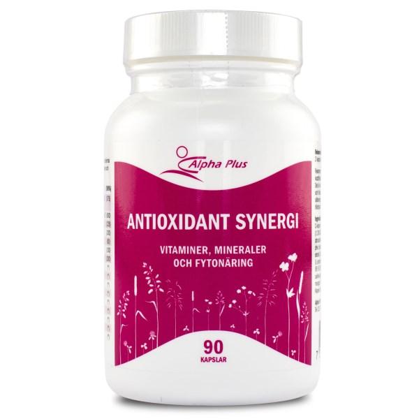Alpha Plus Antioxidant Synergi 90 kaps