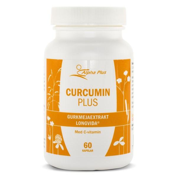 Alpha Plus Curcumin Plus 60 kaps