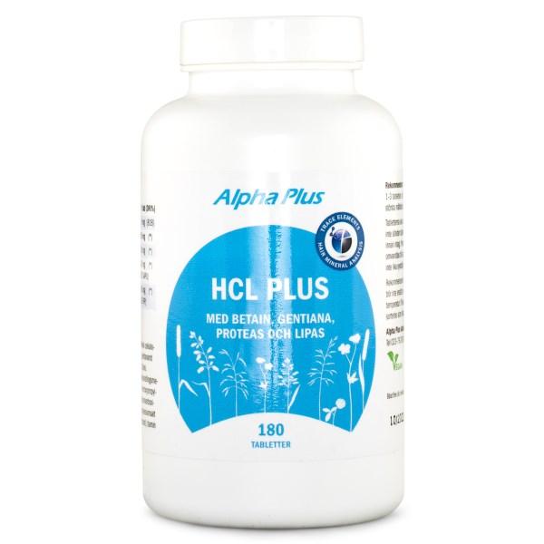 Alpha Plus HMA HCL Plus 180 tabl