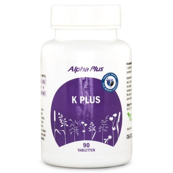 Alpha Plus HMA K Plus 90 tabl