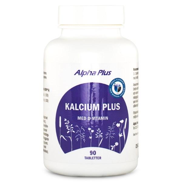 Alpha Plus HMA Kalcium Plus 90 tabl