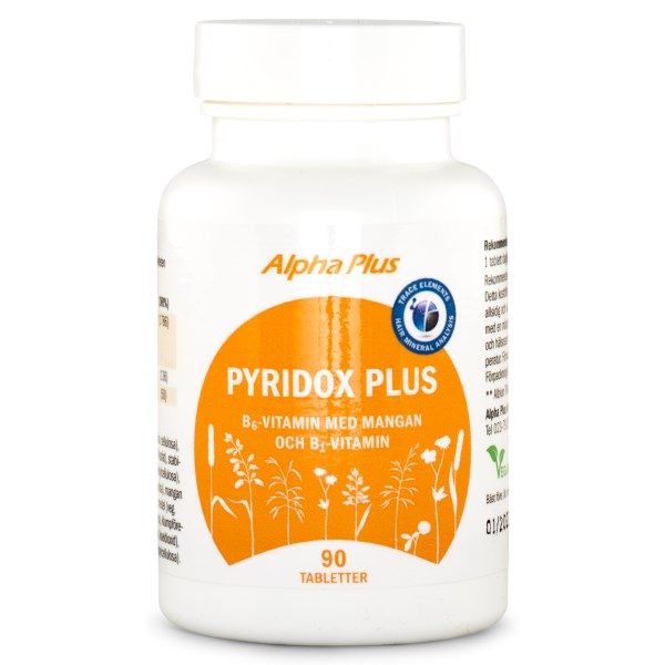 Alpha Plus HMA Pyridox Plus 90 tabl