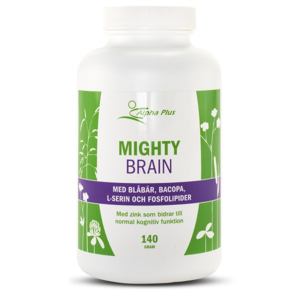 Alpha Plus Mighty Brain 140 g