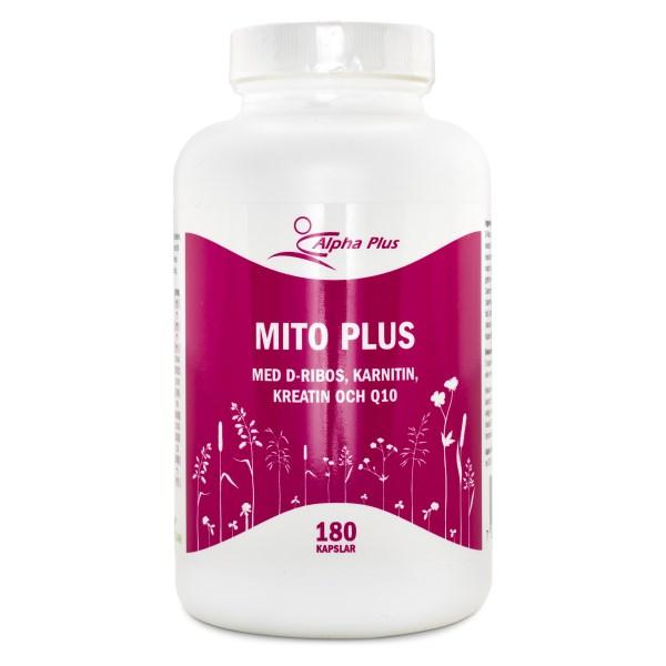 Alpha Plus Mito Plus 180 kaps