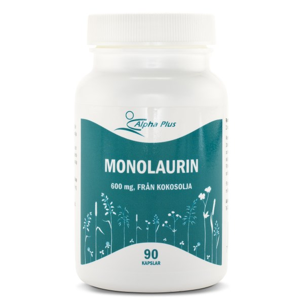 Alpha Plus Monolaurin 90 kaps