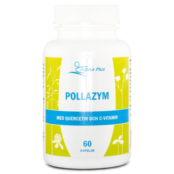 Alpha Plus PollaZym 60 kaps