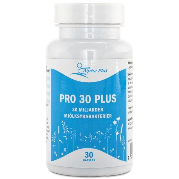 Alpha Plus Pro 30 Plus 30 kaps