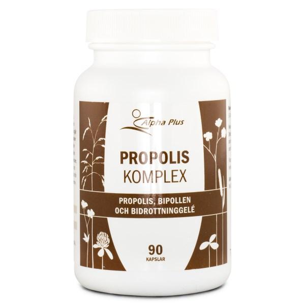 Alpha Plus Propoliskomplex 90 kaps