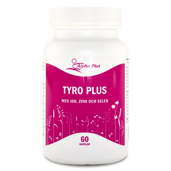 Alpha Plus TyroPlus 60 kaps