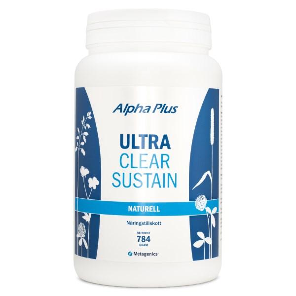 Alpha Plus UltraClear Sustain 784 g