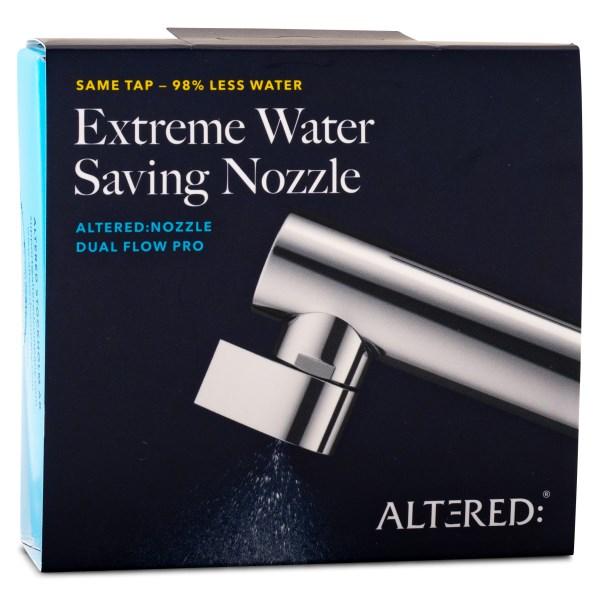 Altered Nozzle Dual Flow Pro 1 st