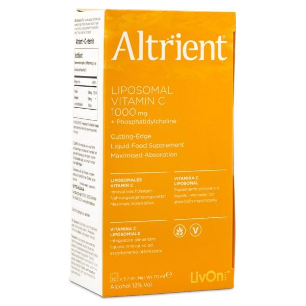 Altrient Lypo Spheric C-vitamin 30 dospåsar