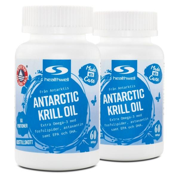Antarctic Krill Oil 120 kaps