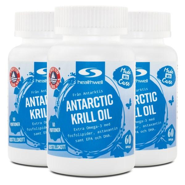 Antarctic Krill Oil 180 kaps