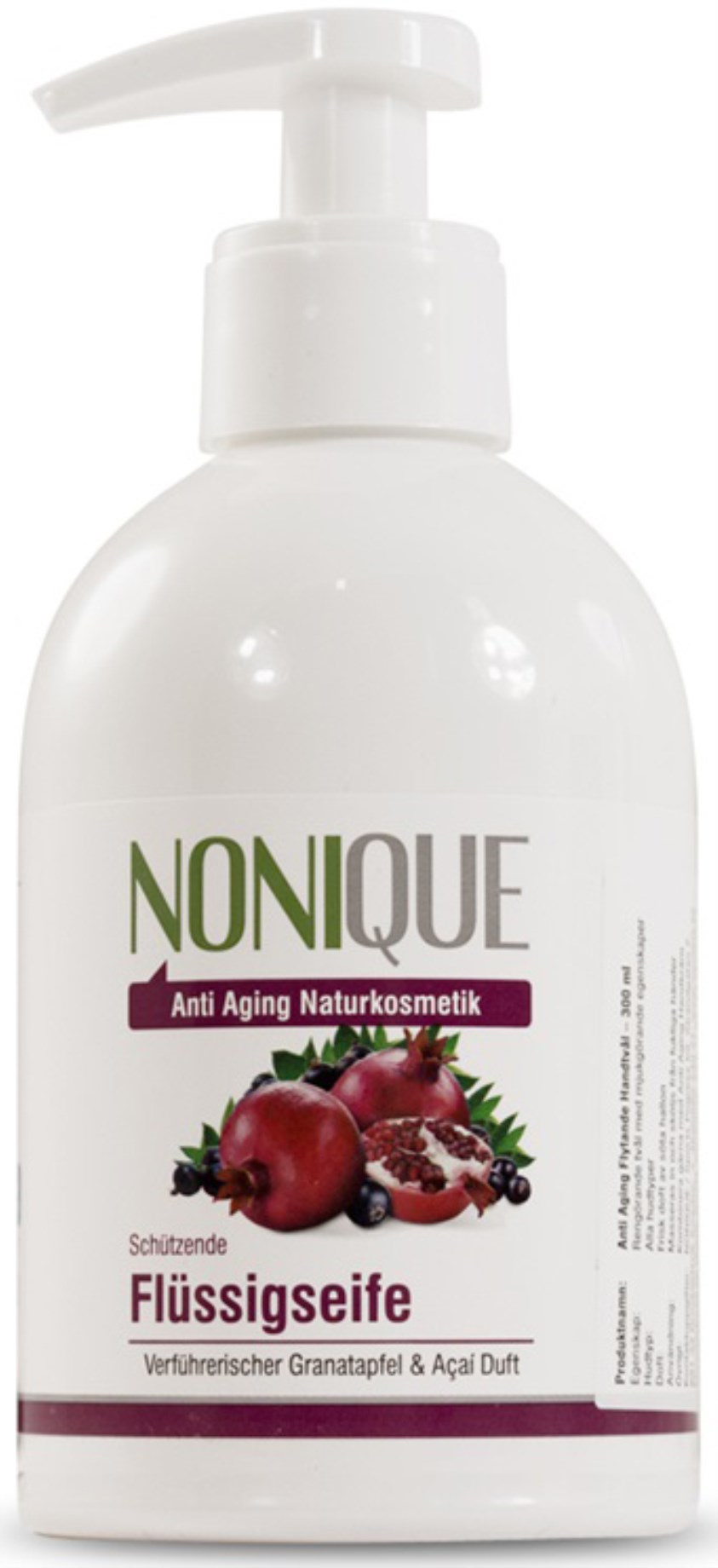 Nonique Anti Aging Liquid Soap,  - Nonique