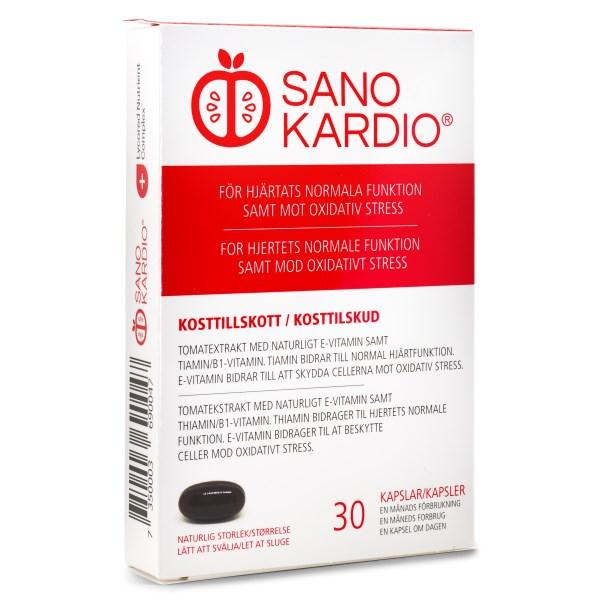 Apta Medica SanoKardio 30 kaps