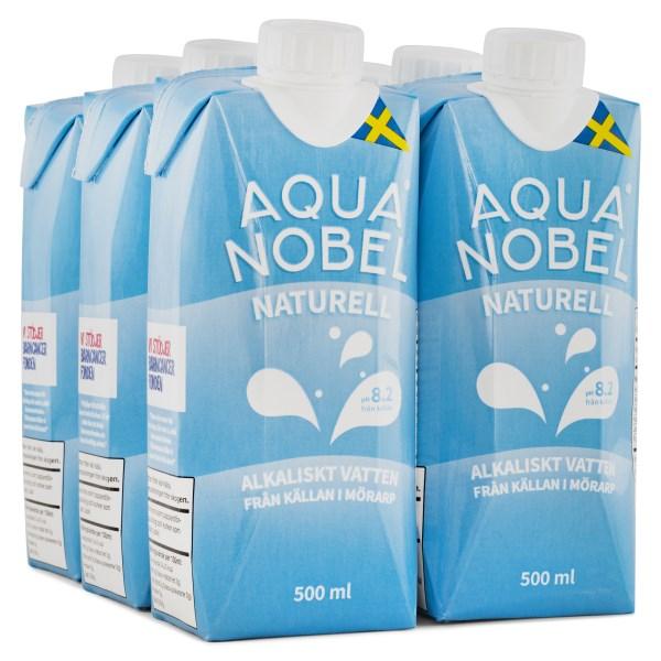Aqua Nobel Stilla Källvatten 500 ml Naturell 6-pack