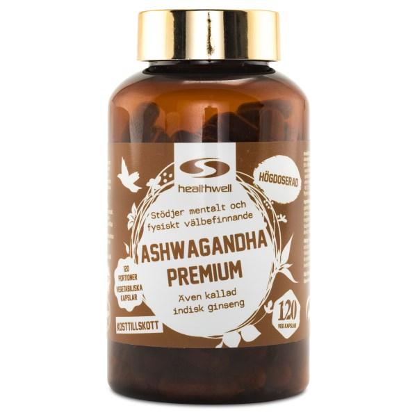 Ashwagandha Premium 120 kaps