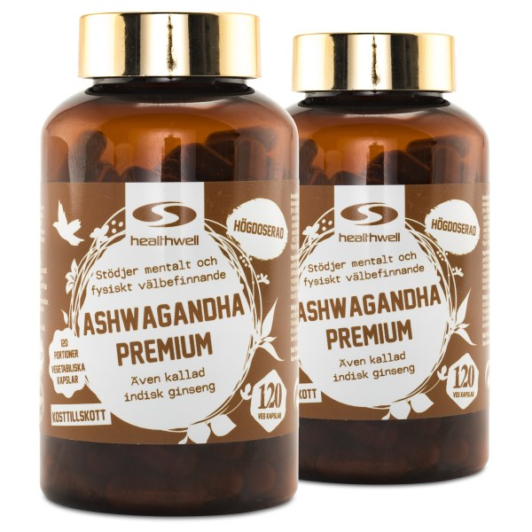 Ashwagandha Premium 240 kaps