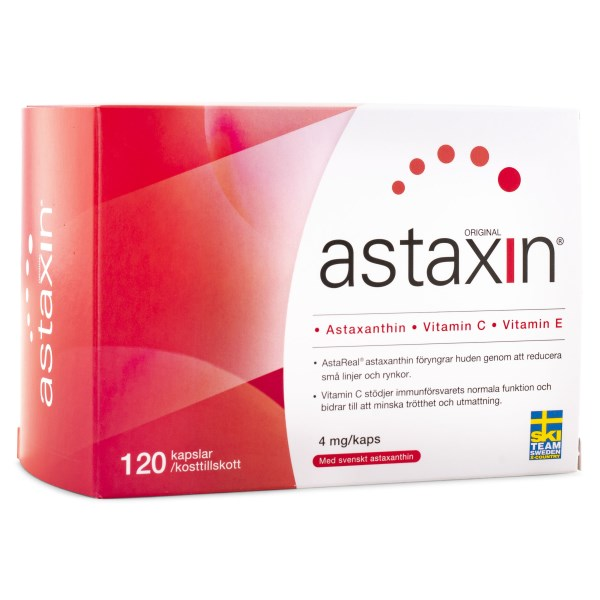 Astaxin 120 kaps