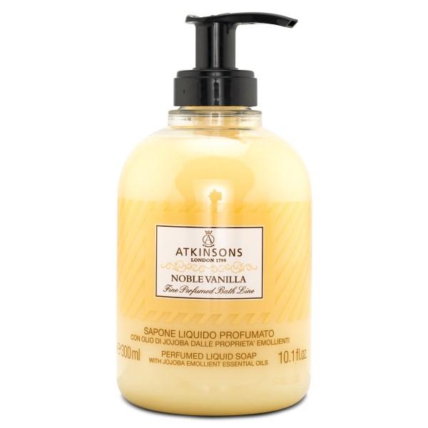 Atkinsons Liquid Soap 300 ml Noble Vanilla