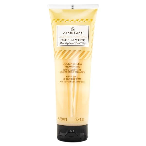 Atkinsons Shower Gel 250 ml Natural White