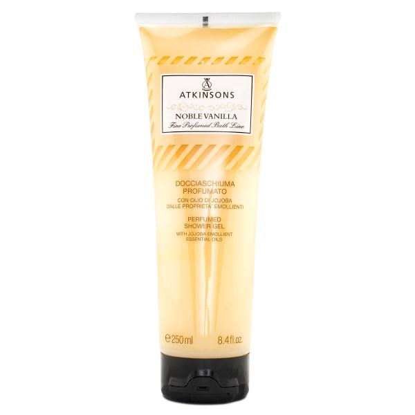 Atkinsons Shower Gel 250 ml Noble Vanilla