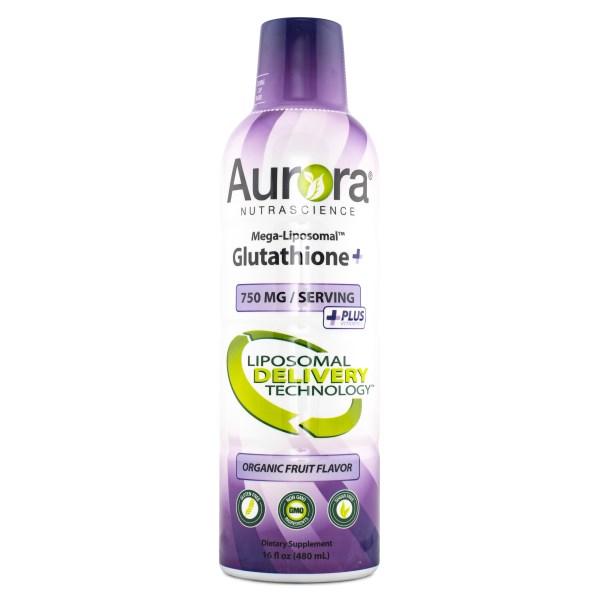 Aurora Liposomal Glutation 480 ml