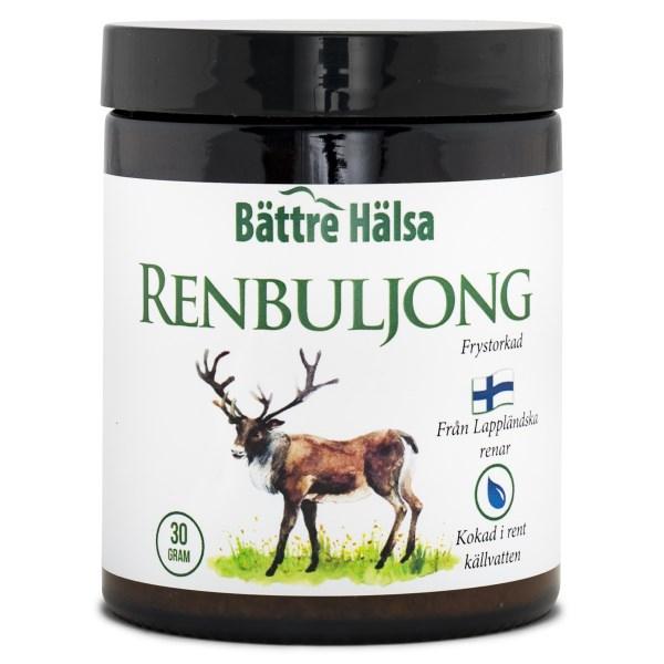 Bättre Hälsa Renbuljong 1 st