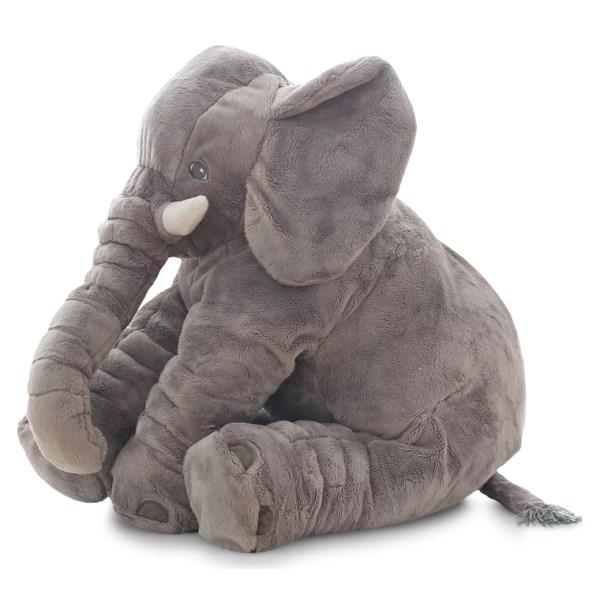 Beckasin Elefant Kroppskudde 60 cm