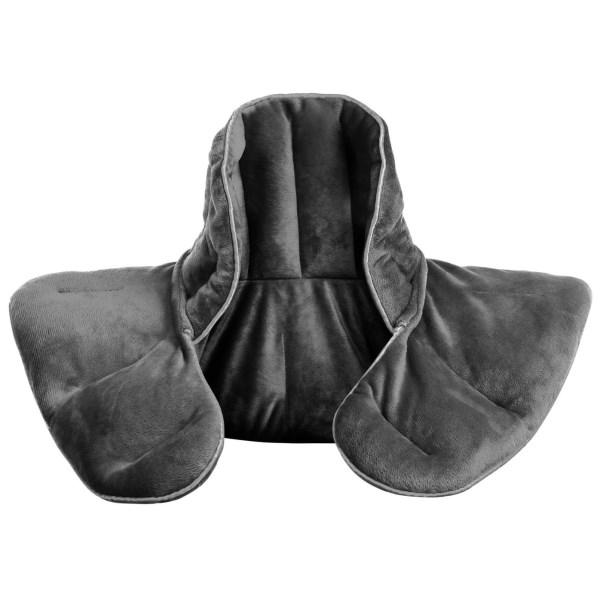 Beckasin Therma Comfort Tyngdkrage med Aromaterapi 1,5 kg Grå