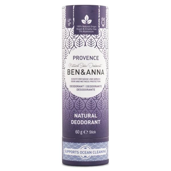 Ben & Anna Deodorant Stick 60 g Provence
