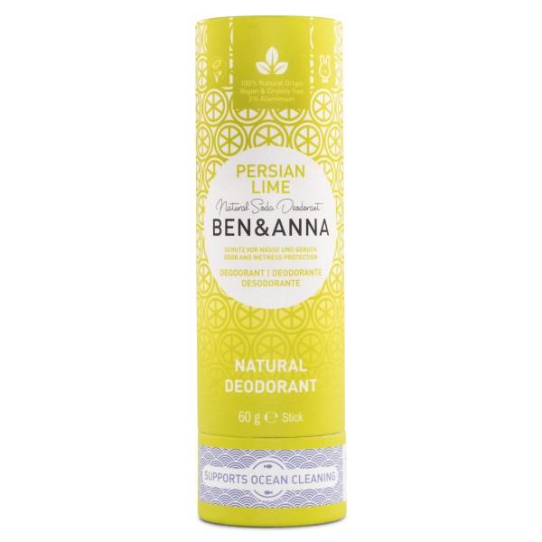 Ben & Anna Deodorant Stick 60 g Persian Lime