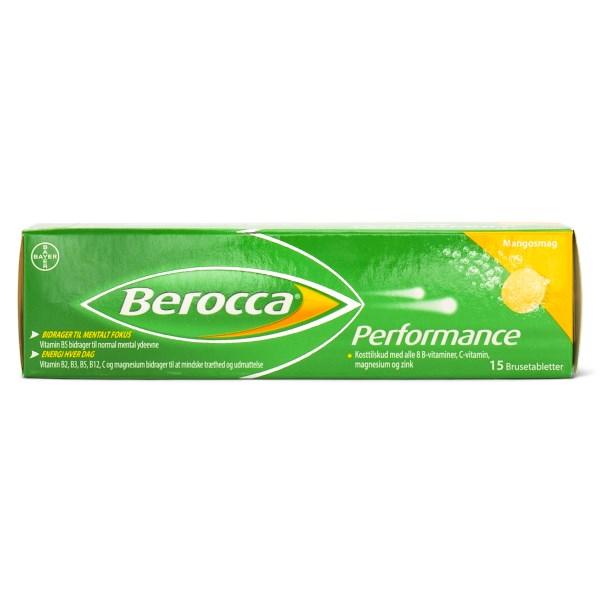 Berocca Performance Mango 15-pack