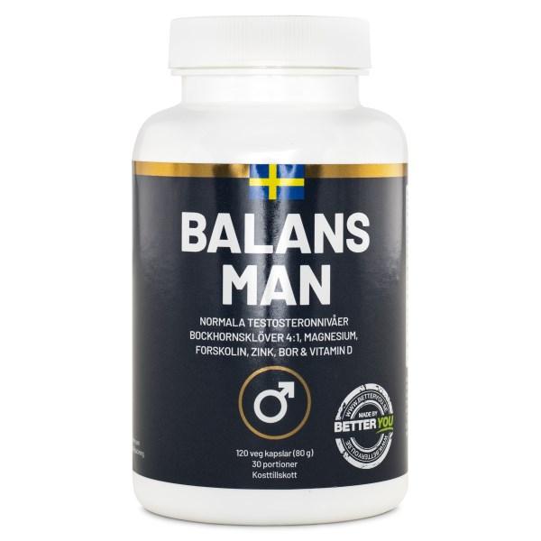 Better You Balans Man 120 kaps