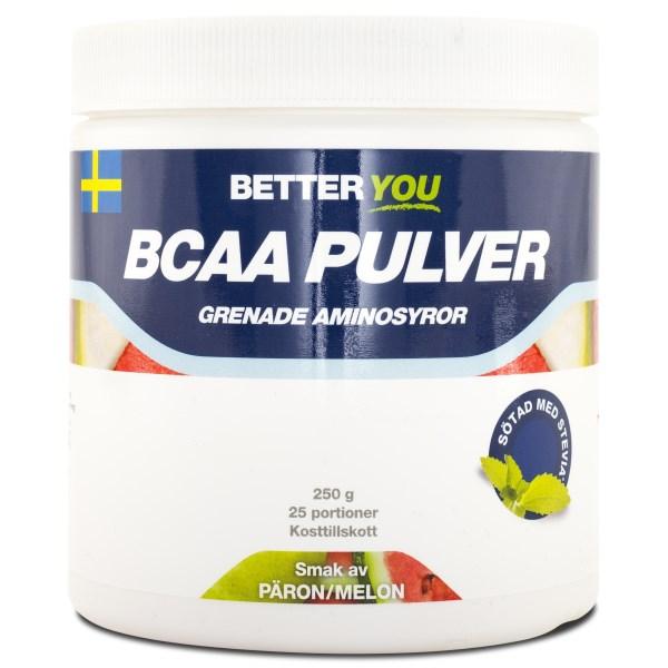 Better You BCAA Pulver Päron/Melon 250 g